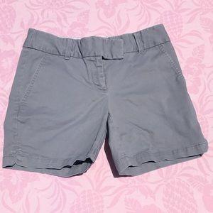 Grey loft shorts